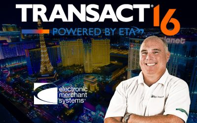 Electronic Merchant Systems at Transact 16