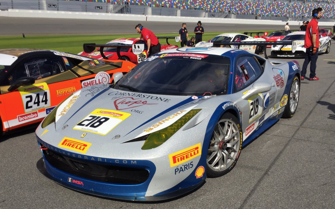 EMS Race Team Secures Season Championship at the Finali Mondiali in Daytona